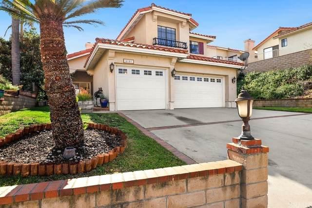 6121 Sevenoaks Street, Chino Hills, CA 91709 (#EV21166319) :: Latrice Deluna Homes