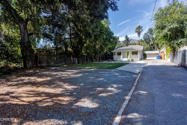 135 E E Las Flores Drive, Altadena, CA 91001 (#P1-5970) :: Cochren Realty Team   KW the Lakes