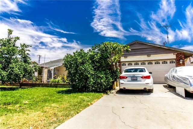 10133 Fremont Avenue, Montclair, CA 91763 (#CV21168079) :: EXIT Alliance Realty