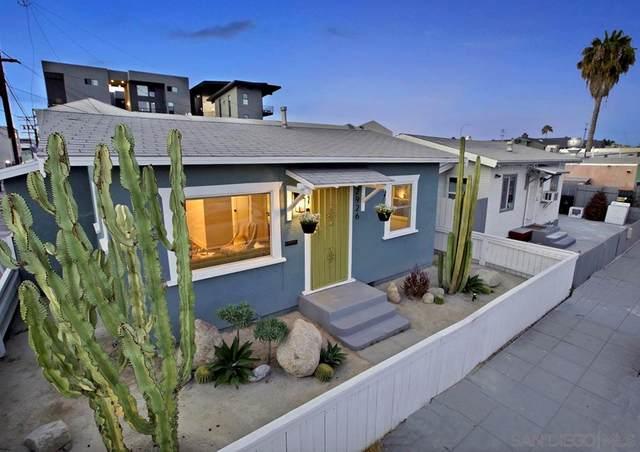 2926 Polk Avenue, San Diego, CA 92104 (#210021713) :: Latrice Deluna Homes
