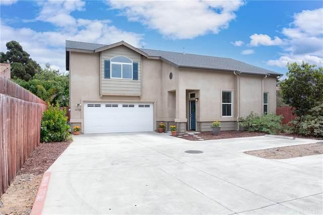 263 Spruce Street D, Arroyo Grande, CA 93420 (#PI21166125) :: Cochren Realty Team | KW the Lakes