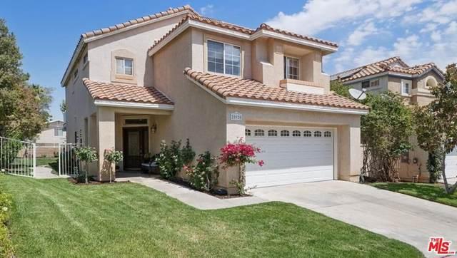 25920 Santa Susana Drive, Santa Clarita, CA 91321 (#21767390) :: Doherty Real Estate Group