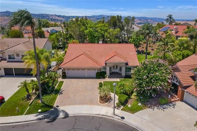 24350 La Homa, Yorba Linda, CA 92887 (#SW21165618) :: Frank Kenny Real Estate Team