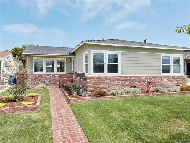 5527 W 141st Street, Hawthorne, CA 90250 (#SB21150233) :: Frank Kenny Real Estate Team