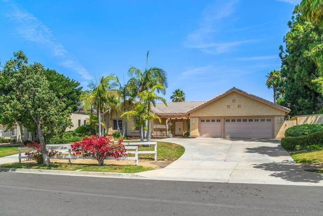 5812 Ranch View, Oceanside, CA 92057 (#210021719) :: Cochren Realty Team | KW the Lakes