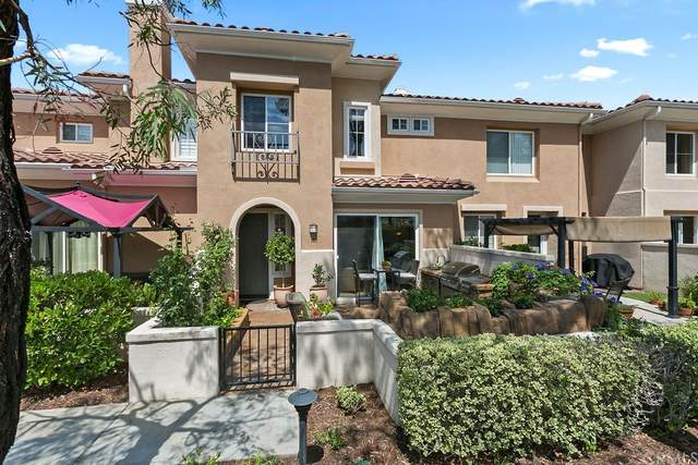 163 Via Vicini, Rancho Santa Margarita, CA 92688 (#OC21166109) :: The Najar Group