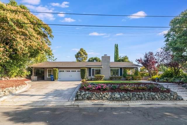 19801 Braemar Drive, Saratoga, CA 95070 (#ML81856319) :: EXIT Alliance Realty