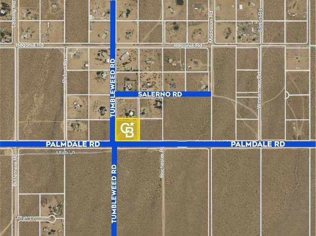 0 Palmdale Road, Adelanto, CA 92301 (#537708) :: EXIT Alliance Realty