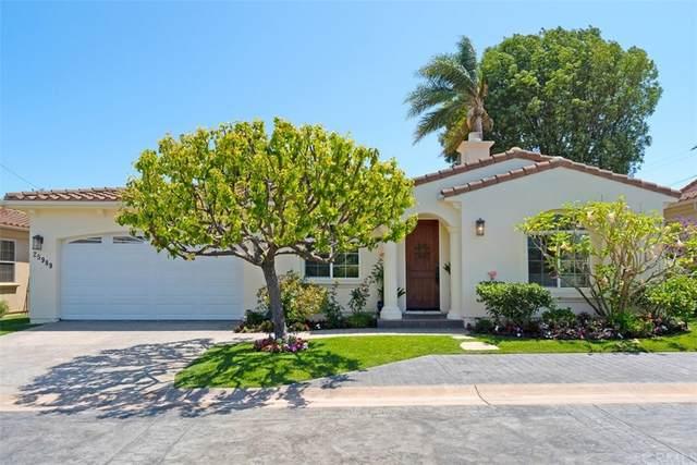 25989 Eshelman Avenue, Lomita, CA 90717 (#SB21160848) :: Doherty Real Estate Group