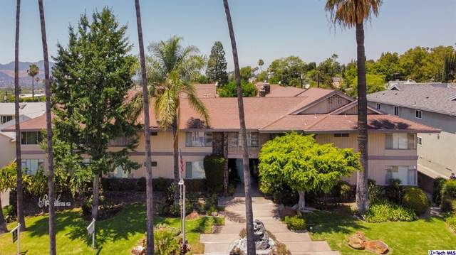 1401 N Central Avenue #8, Glendale, CA 91202 (#320007090) :: RE/MAX Empire Properties
