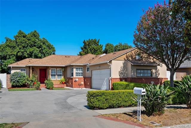 7501 Irondale Avenue, Winnetka, CA 91306 (#SR21168225) :: Zen Ziejewski and Team