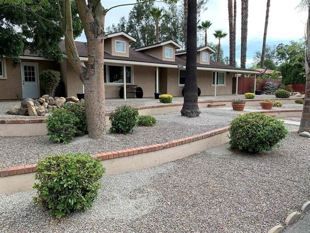 1816 Lawrence Ln, Ramona, CA 92065 (#PTP2105414) :: Realty ONE Group Empire