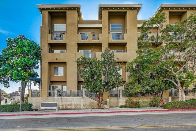 2330 1St Ave #109, San Diego, CA 92101 (MLS #210021724) :: ERA CARLILE Realty Group