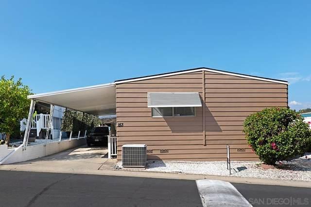 9500 Harritt Road #153, Lakeside, CA 92040 (#210021725) :: Powerhouse Real Estate