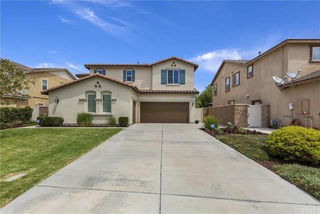 14668 Alpaca Court, Eastvale, CA 92880 (#IG21168288) :: Zutila, Inc.