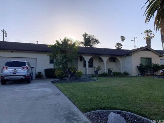 10018 Lindero Avenue, Montclair, CA 91763 (#CV21168295) :: Latrice Deluna Homes