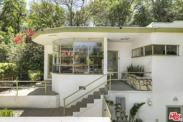 3817 Broadlawn Drive, Los Angeles (City), CA 90068 (#21767414) :: Zutila, Inc.