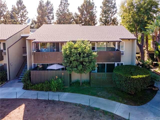 4806 Hollow Corner Road #235, Culver City, CA 90230 (#SR21168296) :: Wendy Rich-Soto and Associates
