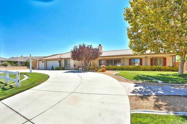 15346 Lookout Road, Apple Valley, CA 92307 (#SW21166762) :: Cochren Realty Team | KW the Lakes