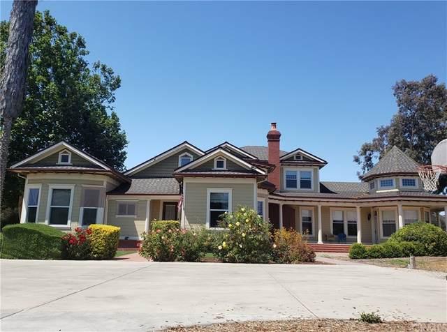 6425 Edna Road, San Luis Obispo, CA 93401 (#NS21167513) :: Cochren Realty Team | KW the Lakes