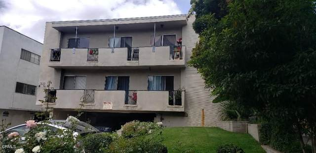331 S Harvard Boulevard, Los Angeles (City), CA 90020 (#P1-5975) :: American Real Estate List & Sell