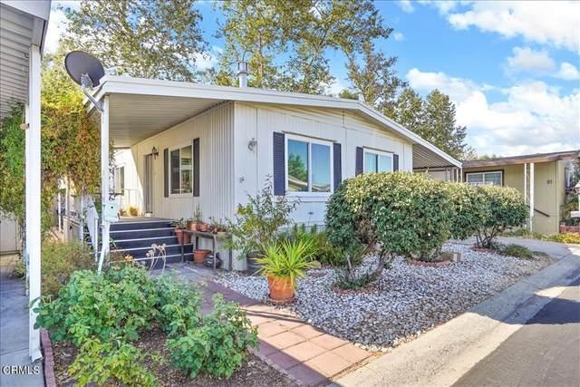 950 Woodland Avenue #82, Ojai, CA 93023 (#V1-7498) :: Latrice Deluna Homes