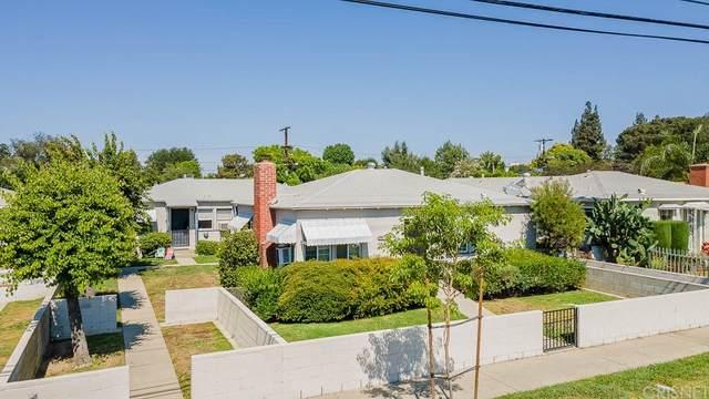 6615 Kester Avenue, Van Nuys, CA 91405 (#SR21168328) :: Powerhouse Real Estate