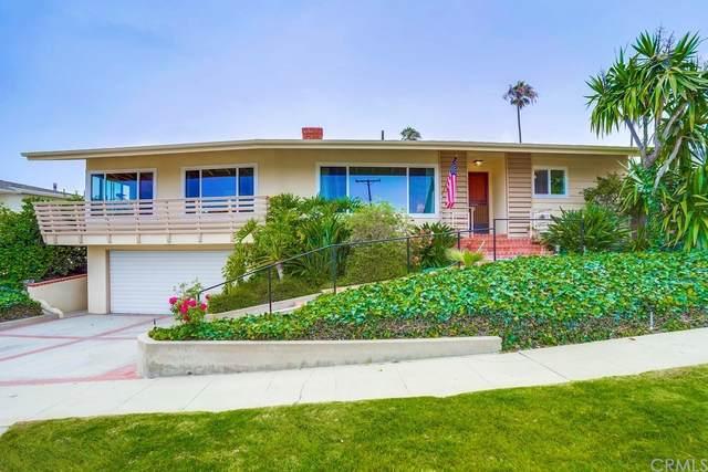1700 W 27th Street, San Pedro, CA 90732 (#SB21167736) :: Millman Team