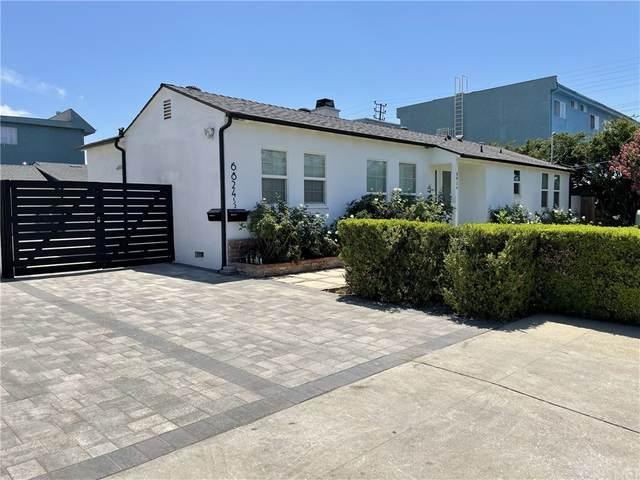 6824 Tobias Avenue, Van Nuys, CA 91405 (#SR21168350) :: Powerhouse Real Estate