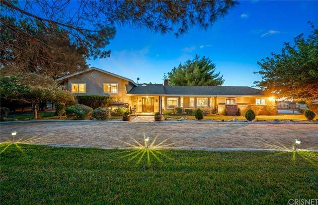 6737 W Avenue H12, Lancaster, CA 93536 (#SR21168354) :: EXIT Alliance Realty
