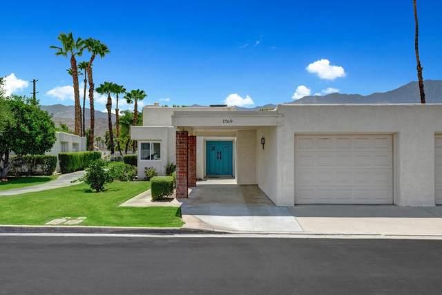 1769 Pinehurst Plaza #26, Palm Springs, CA 92264 (#219065604DA) :: The Najar Group