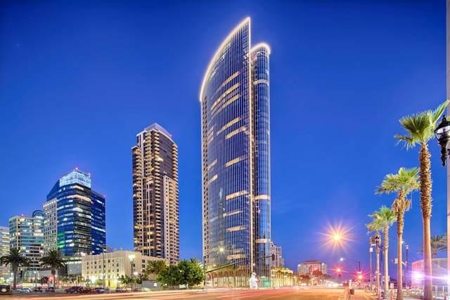 888 W E St #2303, San Diego, CA 92101 (MLS #210021742) :: ERA CARLILE Realty Group