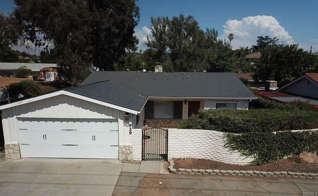 929 Santa Margarita Drive, Fallbrook, CA 92028 (#NDP2108957) :: Cochren Realty Team | KW the Lakes