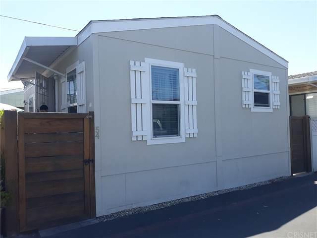 7560 Woodman Pl. #54, Van Nuys, CA 91405 (#SR21168362) :: Powerhouse Real Estate
