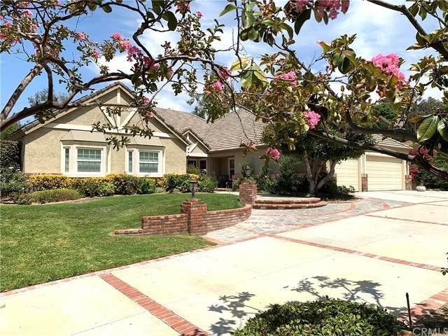 5145 Westwood Lane, Yorba Linda, CA 92887 (#OC21167632) :: Zen Ziejewski and Team