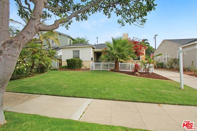 703 Avenue D, Redondo Beach, CA 90277 (#21767438) :: Wendy Rich-Soto and Associates
