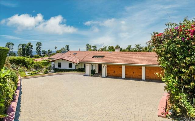 30225 Rhone Drive, Rancho Palos Verdes, CA 90275 (#PV21167400) :: Millman Team