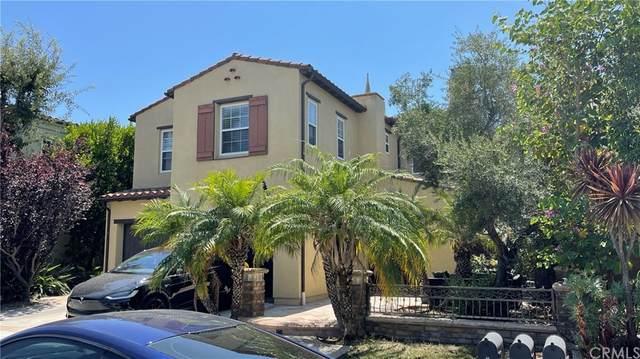 58 Fire Thorn, Irvine, CA 92620 (#CV21168386) :: Zutila, Inc.