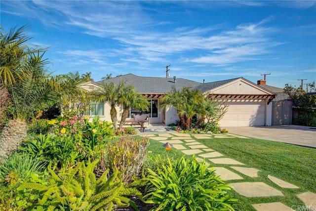 413 Calle De Castellana, Redondo Beach, CA 90277 (#SB21167150) :: The Kohler Group