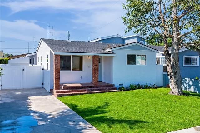 5036 W 136th Street, Hawthorne, CA 90250 (#PW21168263) :: Frank Kenny Real Estate Team