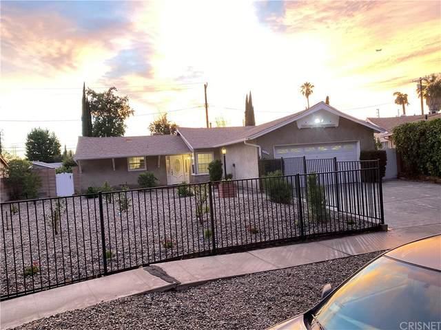 11427 Collett Avenue, Granada Hills, CA 91344 (#SR21168349) :: Power Real Estate Group