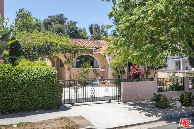 4022 Brunswick Avenue, Los Angeles (City), CA 90039 (#21767332) :: Power Real Estate Group