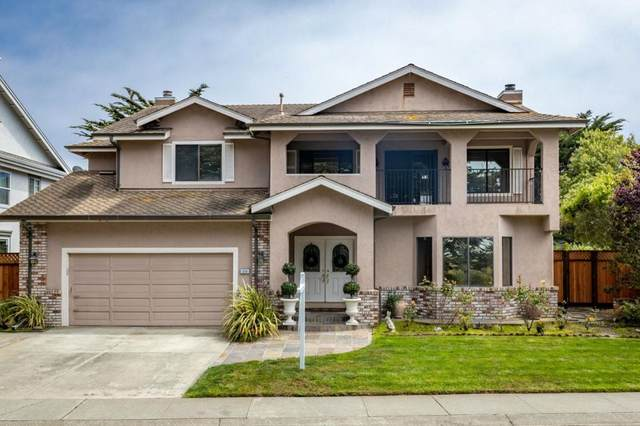 310 Fairway Drive, Half Moon Bay, CA 94019 (#ML81853864) :: Zutila, Inc.