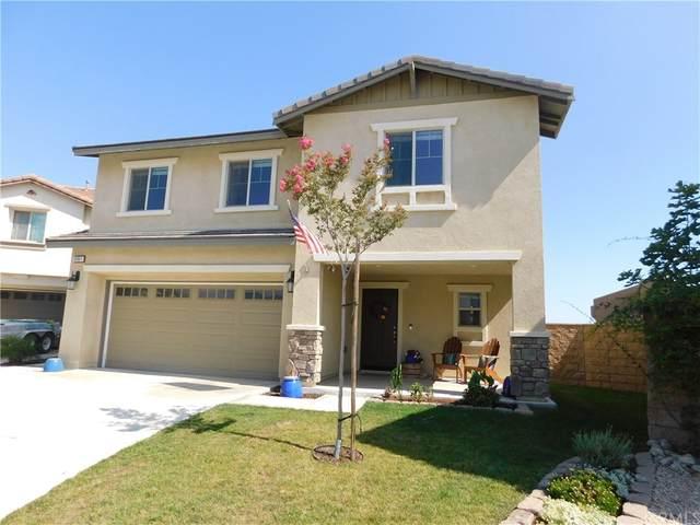 16861 Morning Dew Lane, Fontana, CA 92336 (#TR21168477) :: Doherty Real Estate Group