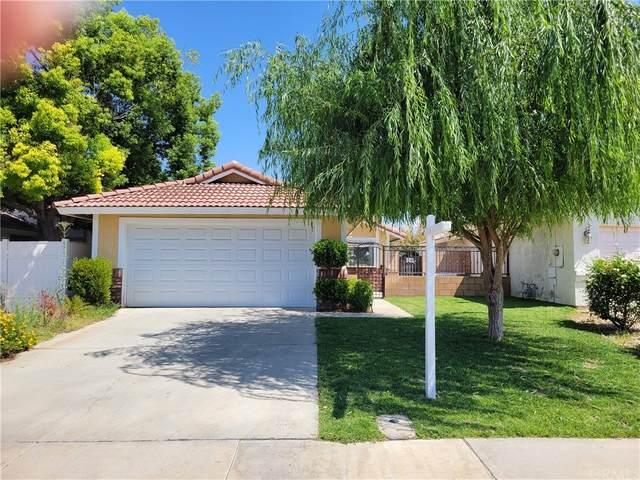 814 Zephyr Circle, Hemet, CA 92543 (#DW21168520) :: Swack Real Estate Group | Keller Williams Realty Central Coast
