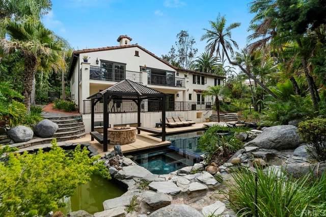 5838 Linea Del Cielo, Rancho Santa Fe, CA 92067 (#NDP2108968) :: Swack Real Estate Group | Keller Williams Realty Central Coast