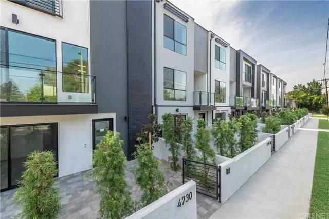 4720 Village Court Lane, Valley Village, CA 91607 (#SR21168506) :: Zutila, Inc.