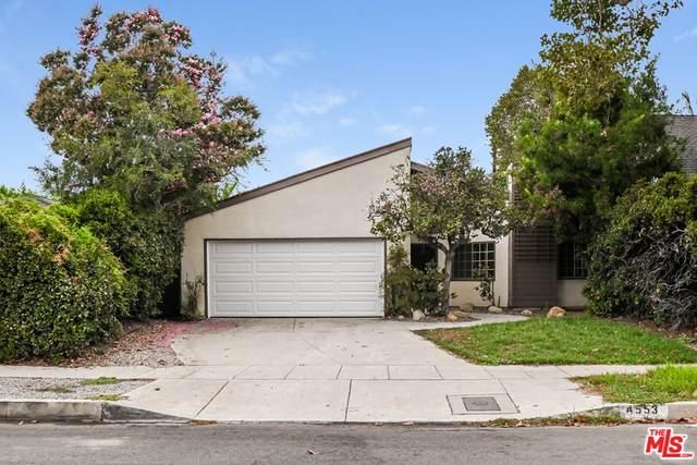4553 Farmdale Avenue, Studio City, CA 91602 (#21767508) :: Mint Real Estate