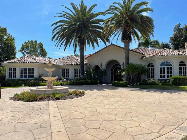 14175 Dalia Drive, Rancho Santa Fe, CA 92067 (#210021764) :: Cochren Realty Team | KW the Lakes