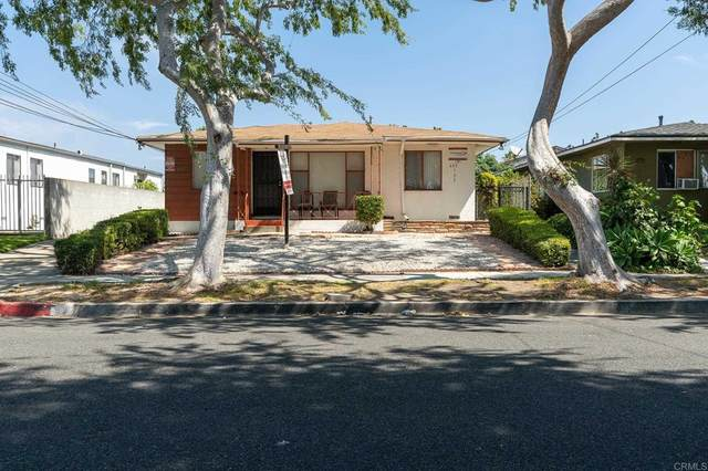 659 E Queen Street, Inglewood, CA 90301 (#PTP2105425) :: Doherty Real Estate Group